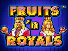 Игровой автомат Fruits Аnd Royals