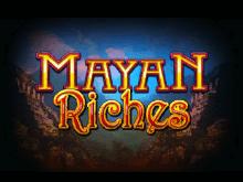 Игровой аппарат Mayan Riches